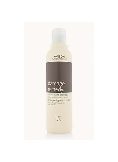 Aveda Aveda Damage Remedy Restructuring Shampoo-Onarıcı Şampuan 250Ml Renksiz
